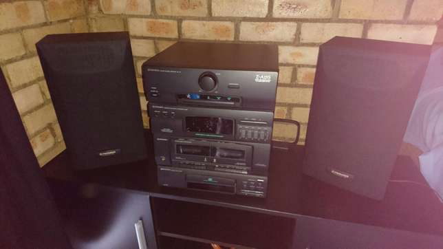 Pioneer Z-A15S Stereo / Radio / CD / Tape Player River Crescent - image 3