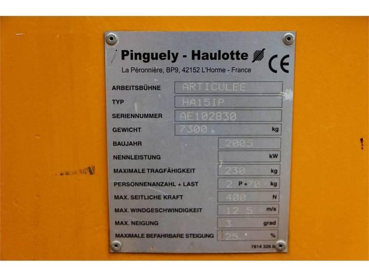 Haulotte HA15IP - 2005 - image 6