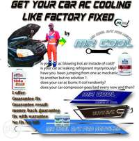 Get your CAR AC Fixed Cooling Like Factory Serviced