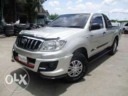 Toyota Hilux Single Cab pick-up