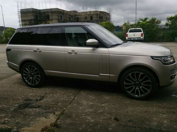 2014 Range Rover Autobiography in PHC Port Harcourt - image 4