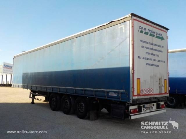 Schmitz Cargobull Tolóponyva tekercs - 2012 - image 2