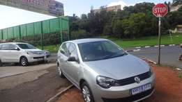 2012 model vw polo vivo 1.4 silver with 47000km for sale