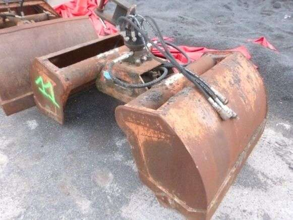 Sale sand grapple grapple for  by auction - 2014 - image 10