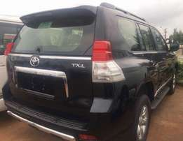 Toyota Prado 2014 Registered