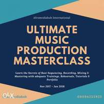 Afromediahub Ultimate Music Production Masterclass