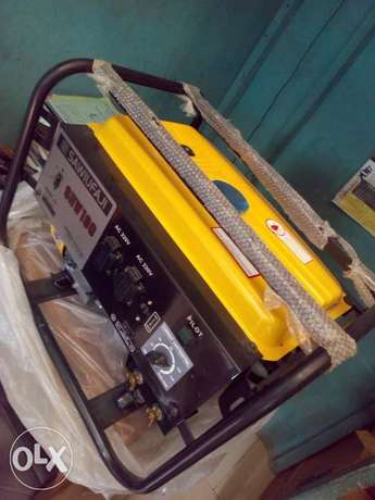 Gasoline Welding machine ( start and weld ) Lagos - image 2