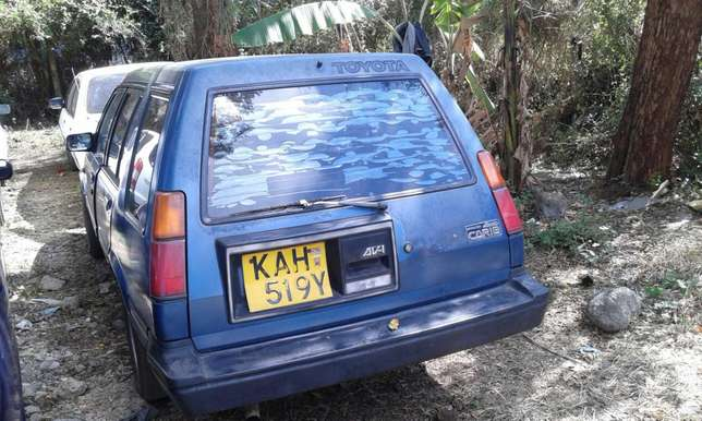 Toyota carib s wagon contact chirag Parklands - image 4