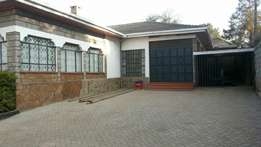 Kahawa Sukari 5 bedroom bungalow on a quarter acre with borehole sunk