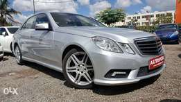 Mercedes Benz E350, Blue Efficiency