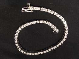 Stunning Diamond Tennis Bracelet