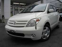 Toyota Ist 2004 ( Japan Used Only )