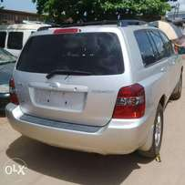 Extremely Clean Foreign Used Toyota Highlander 2006