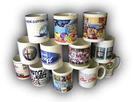 Sublimation Mugs Blanks for use on Heat Press Machines