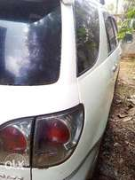 Toyota harrier at 770k