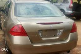 Honda Accord 2007 DC toks