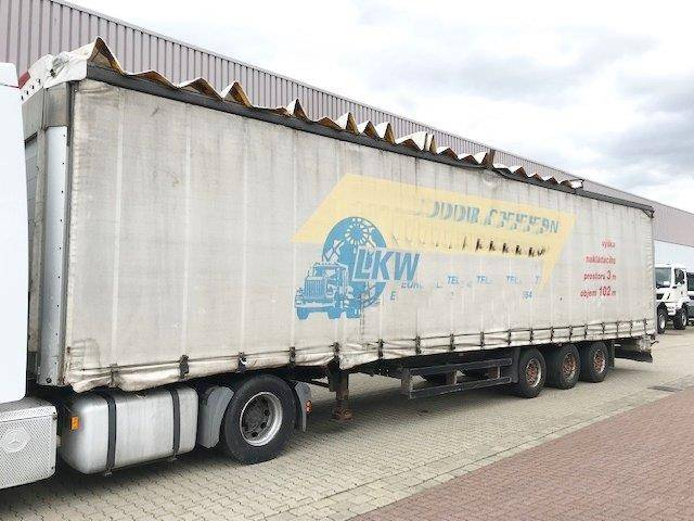 Schmitz Cargobull SCS 24/L 13.62 Mega SCS 24/L 13.62 Mega, Edscha - 2005