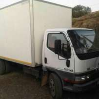 removal truck hire