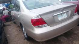 Sharp used Toyota Camry big daddy 2005 model super clean