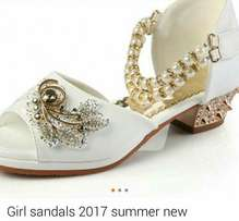 Girls Sandals 2017 Summer New
