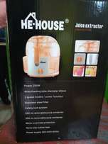 He-house Juice Extractor