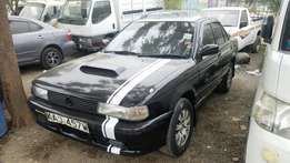 Nissan sunny b13 in excellent condition .