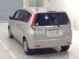 Toyota Passo Sette at 1.1m