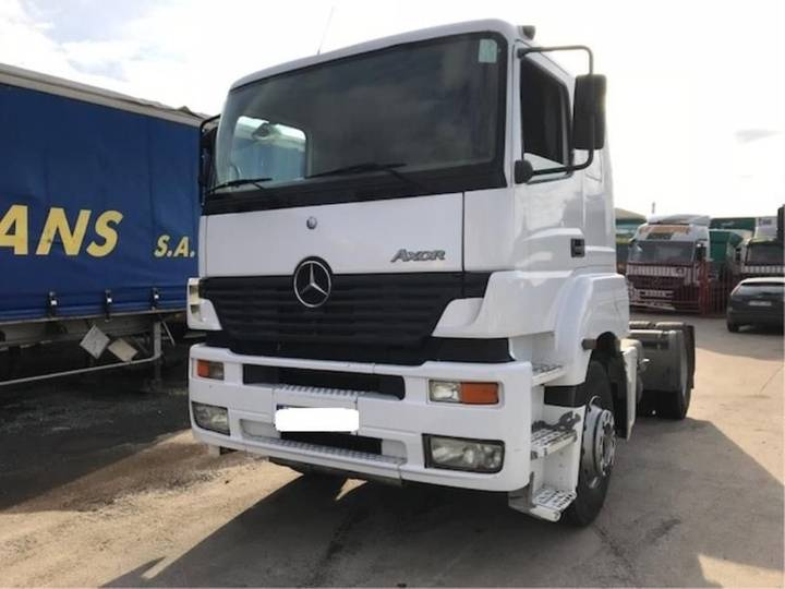 Mercedes-Benz AXOR 1840 - 2002
