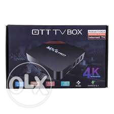 Mxq android tv box. brand new in shop Nairobi CBD - image 1