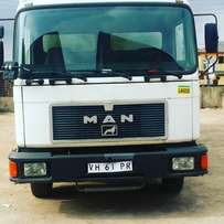 MAN diesel truck for sale