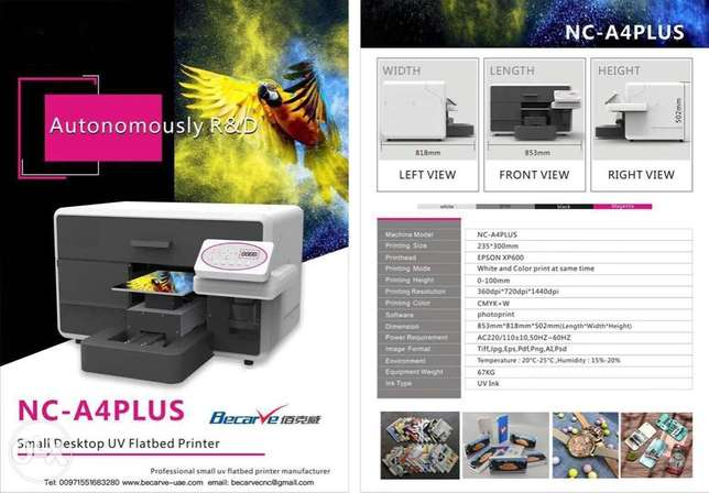 Advertising equipment and accessories