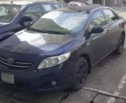 Give away price 2009 corolla very clean owner need cash