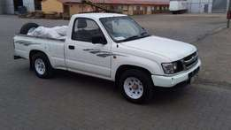 2001 toyota hilux single cab 2.4D Urgent sale!