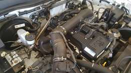 2005 2.7 VVTI engine and gearbox