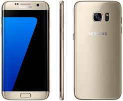 Samsung s7 edge 32gb gold