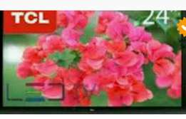 24 inch TCL digital tv