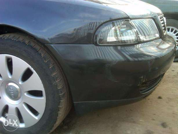 Clean Audi A4 2000 Model for Sale Lagos - image 5