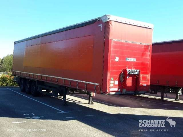 Schmitz Cargobull Schiebeplane Standard - 2011