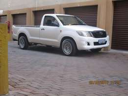 affordable and reliable bakkie for hire
