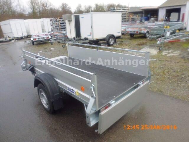 Agados VZ 26 Alu PKW Anhänger Transportanhänger 1200kg