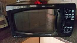 LG Microwave Grill Combination