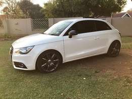 2012 Audi A1 Ambition 1.4 TFSI with extras