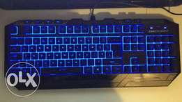 Cooler master cmstorm keyboard and mouse