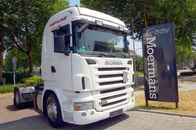 Scania R420 Highline - 2008
