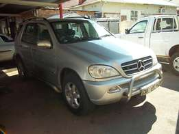 2003 Mercedes Benz ML 500