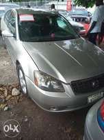 Neatly Used Nissan ALTIMA 2006