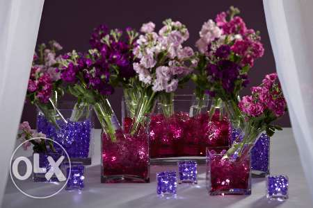 Decorative Red Water Beads for Vases/Centerpieces Nairobi CBD - image 2