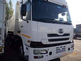 Nissan UD460 Tipper truck for sale