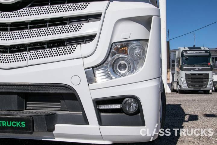 Mercedes-Benz Actros 1848 LS 4x2 BigSpace RETARDER, Side Skirt - 2017 - image 6