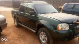 Foreign used Nissan frontier